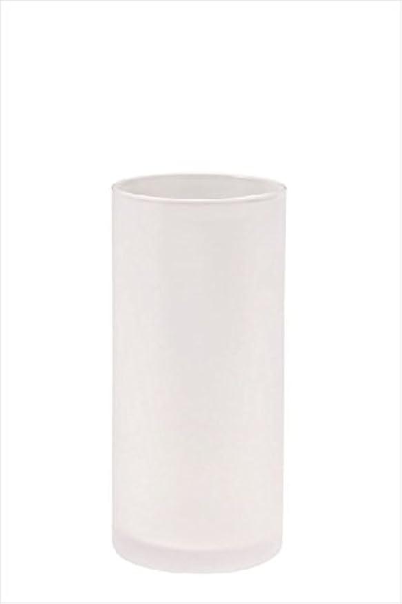から補体銛カメヤマキャンドル(kameyama candle) モルカグラスMフロスト