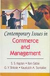 Contemporary Issues in Commerce and Management