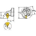 サンドビック コロターンSL コロターン111用カッティングヘッド (1個) 570-SDXPR-20-07-E