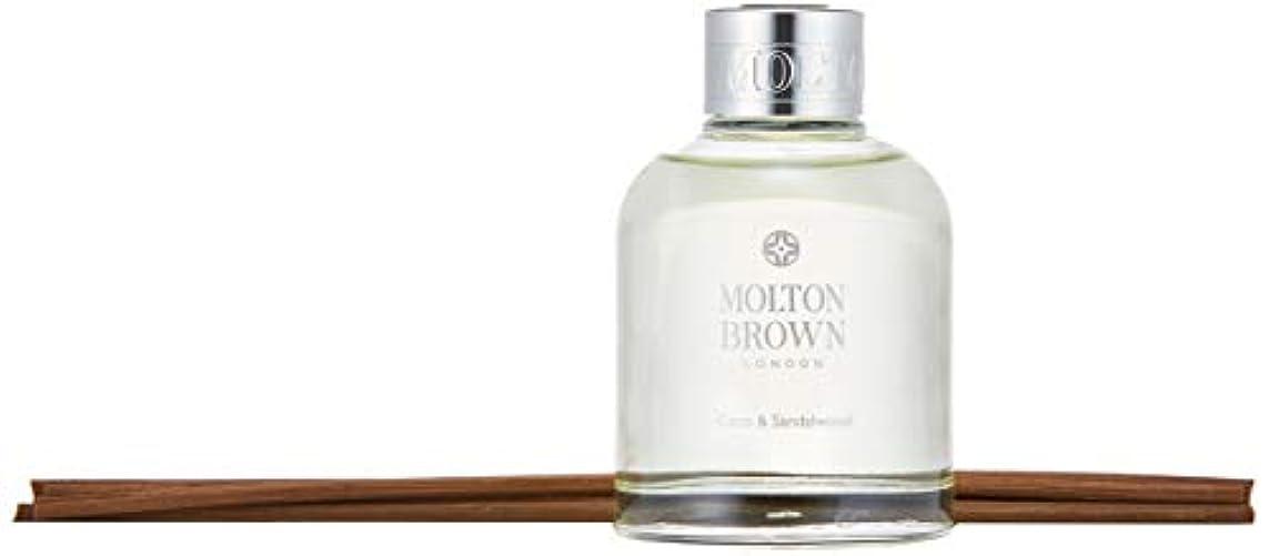 腐食する指標気楽なMOLTON BROWN(モルトンブラウン) ココ&サンダルウッド アロマリード