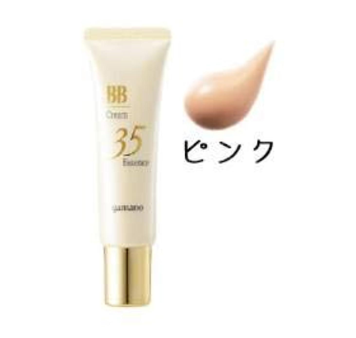 成功シーズン呪いヤマノ ヤマノ エッセンス 35 BB クリーム ピンク(30g)