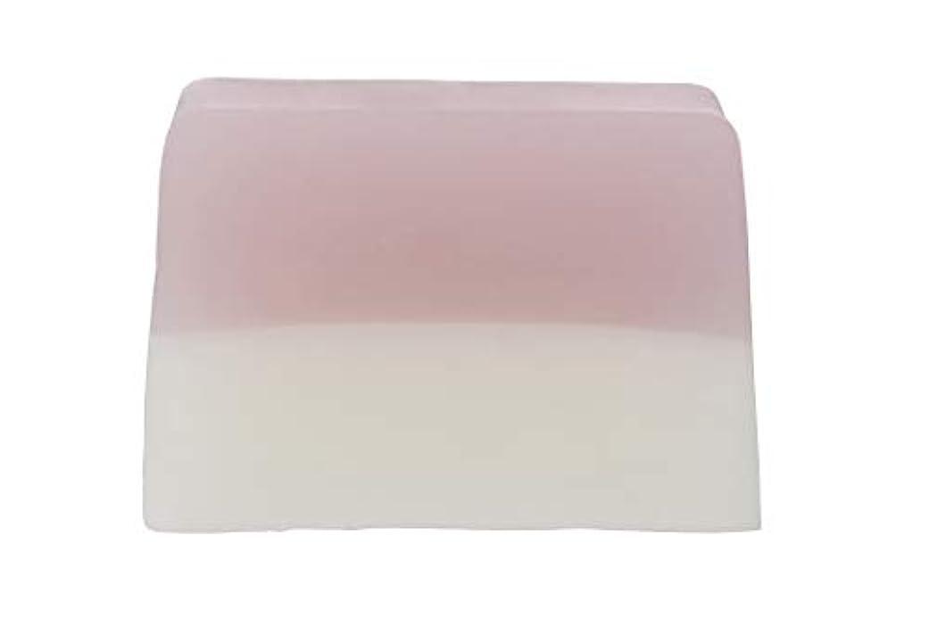 ヘア退化する策定するROSE LABO(ローズラボ) 24ROSE ナチュラルソープR〈枠練り石鹸〉 100g