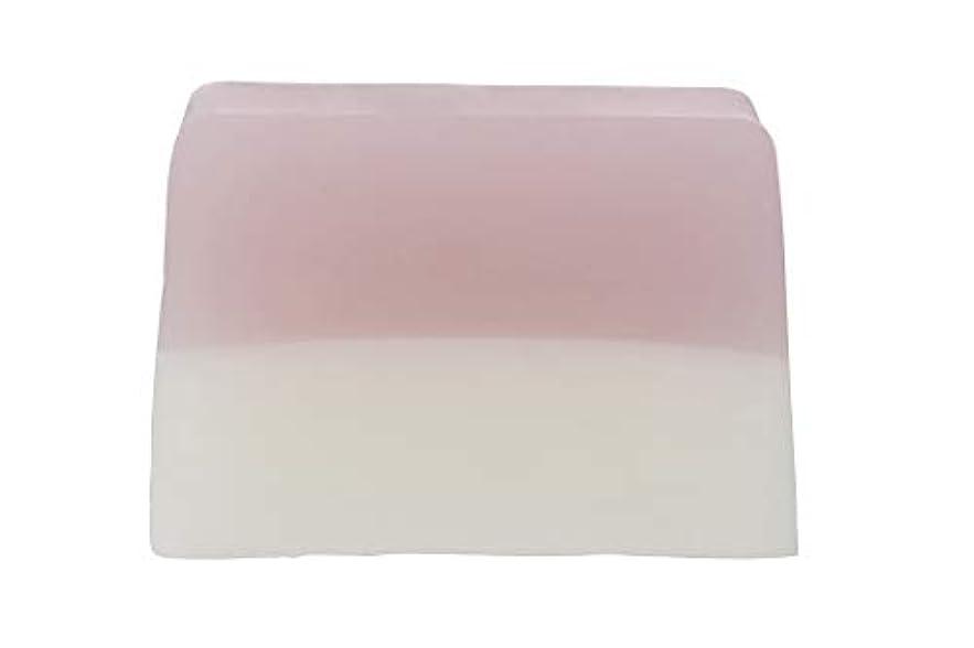 消費者壁紙傷つきやすいROSE LABO(ローズラボ) 24ROSE ナチュラルソープR〈枠練り石鹸〉 100g