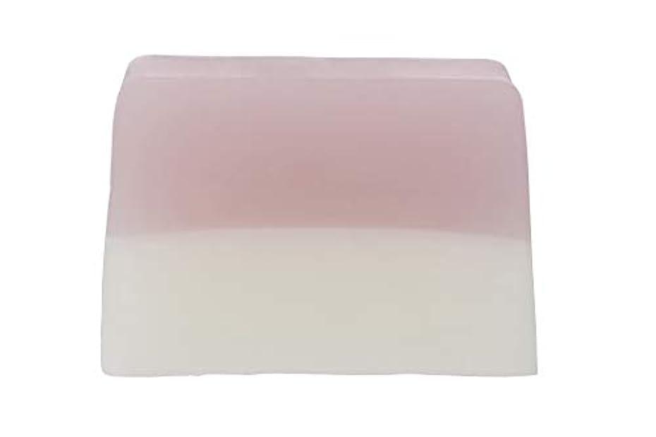 降下食用ビュッフェROSE LABO(ローズラボ) 24ROSE ナチュラルソープR〈枠練り石鹸〉 100g