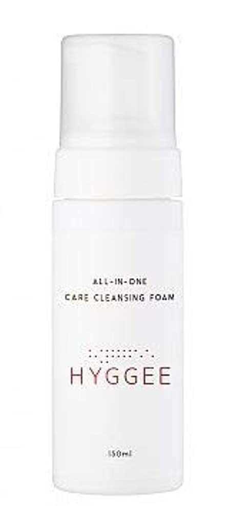 [HYGGEE] All-in-one Care Cleansing Form 150ml / オールインワンケアクレンジング フォーム 150ml [並行輸入品]