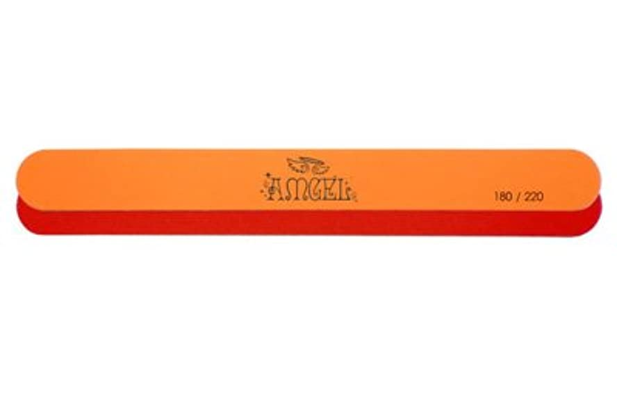 ジュースローズ懐疑的★AMGEL(アンジェル) <BR>レッドオレンジエメリー 180/220
