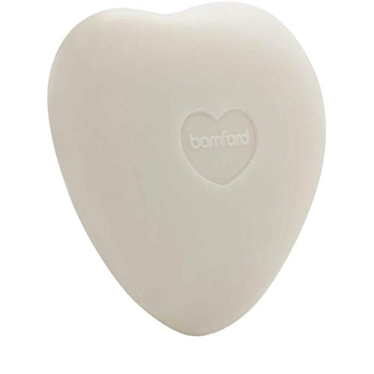 偽善入浴間違えた[Bamford ] バンフォードジャスミン小石石鹸250グラム - Bamford Jasmine Pebble Soap 250g [並行輸入品]