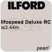 """Ilford Ilfospeed RCデラックス樹脂コーティングブラック&ホワイトEnlarging用紙–8x 10"""" - 25シート–44M–パールサーフェス–グレード3–Commercial、押し、産業、広告、および表示作業用"""