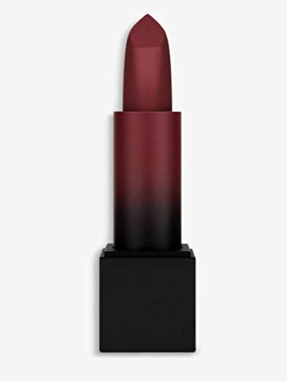 上吹雪共産主義者Hudabeauty Power Bullet Matte Lipstick マットリップ Ladies Night