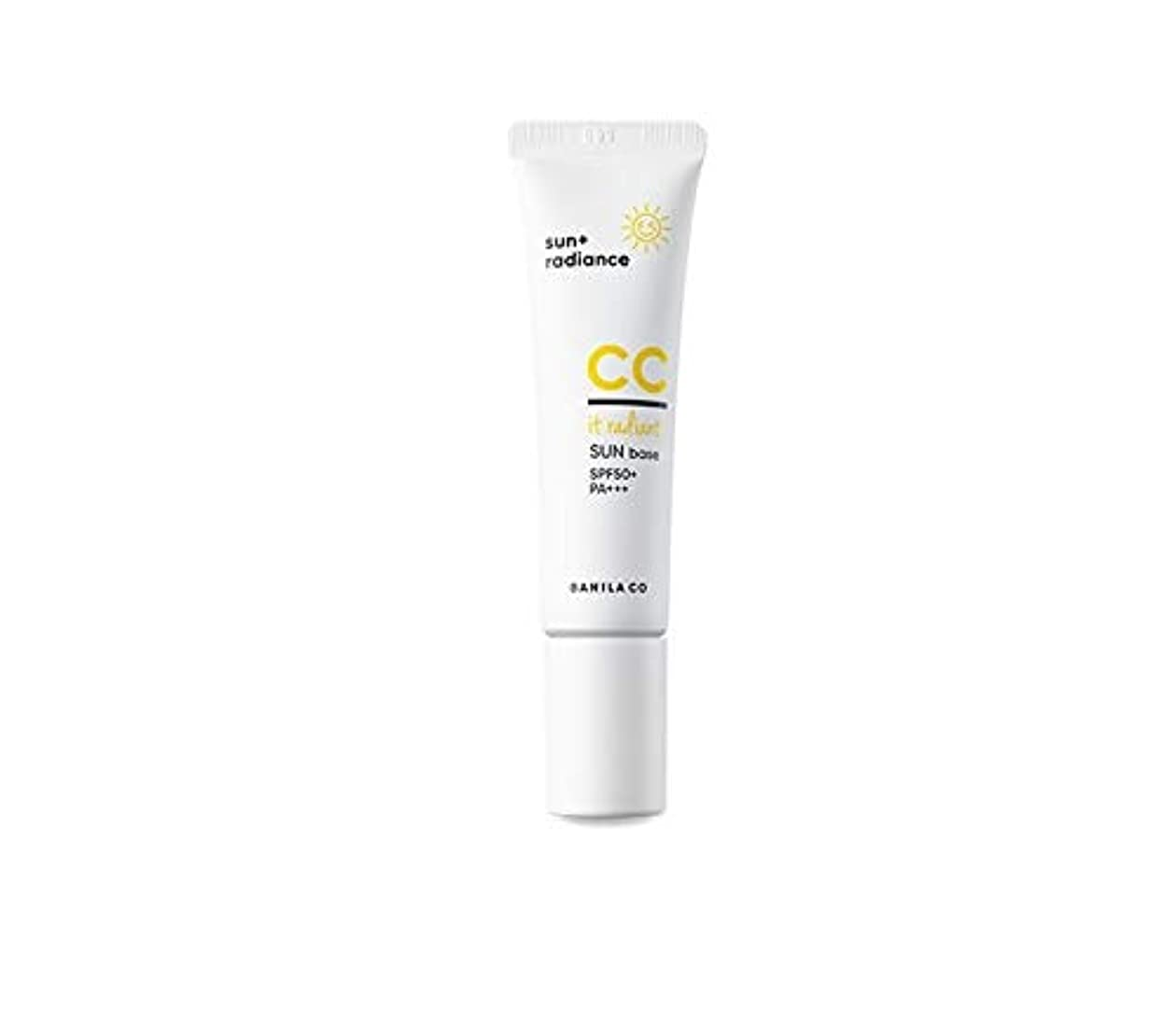 穴トンネル方向banilaco It Radiant CCサンベースSPF50 + PA +++ / It Radiant CC Sun Base SPF50 + PA +++ 30ml [並行輸入品]