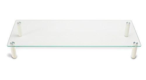 グリーンハウス 強化ガラスディスプレイ台 樹脂スタンドタイプ...
