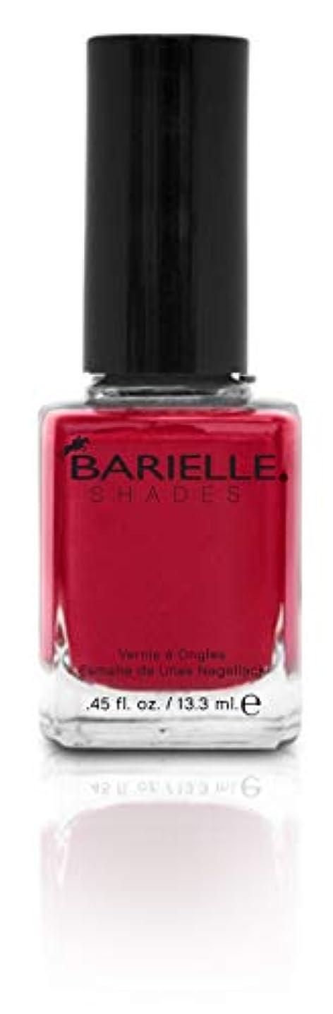 毎回多用途のぞき見BARIELLE バリエル レイチェル レッド 13.3ml Rachel Red 5127 New York 【正規輸入店】