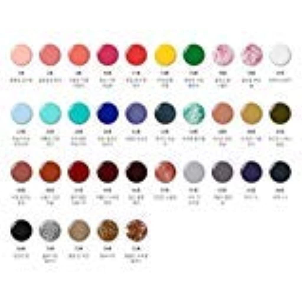 真珠のような欠陥国内の[イニスフリー.innisfree]リアルカラーネイル6mL(2019 new)/ Real Color Nail_美しい自然からインスピレーションを受けた鮮やかなカラー感の高発色高光沢ネイルカラー (#47)