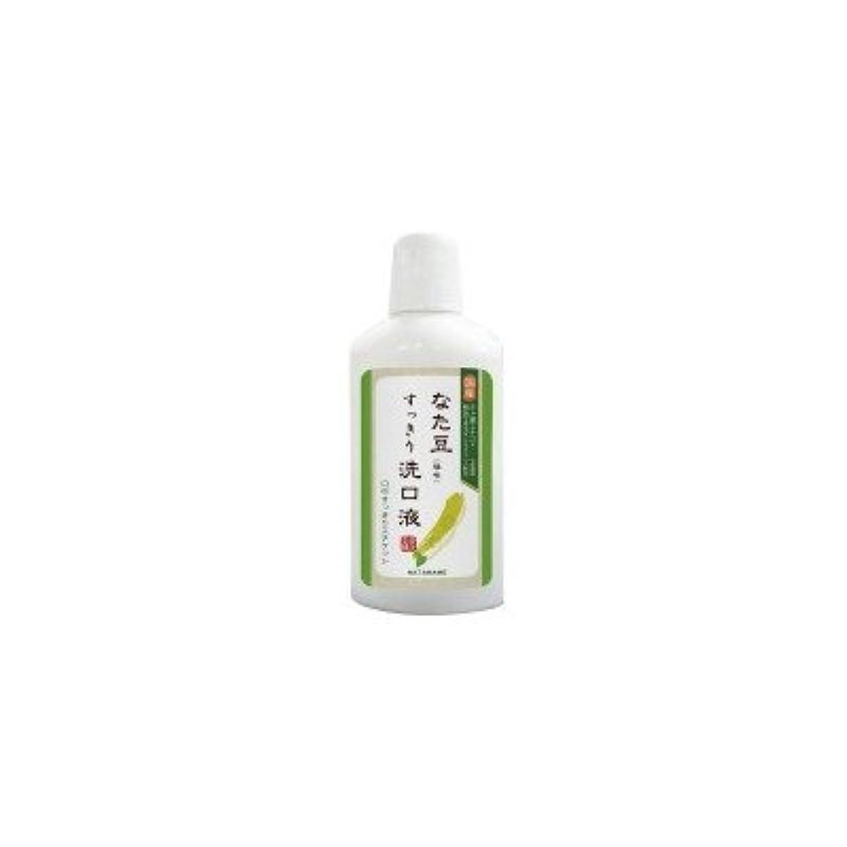 神経衰弱イブ重要性なた豆すっきり洗口液 500ml