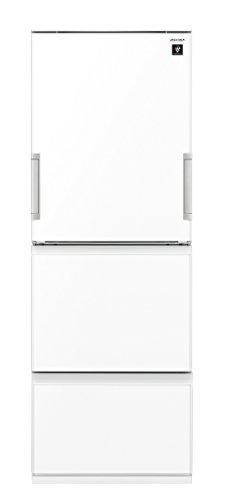 シャープ 冷蔵庫 高品位ガラスドア採用 プラズマクラスター搭載...