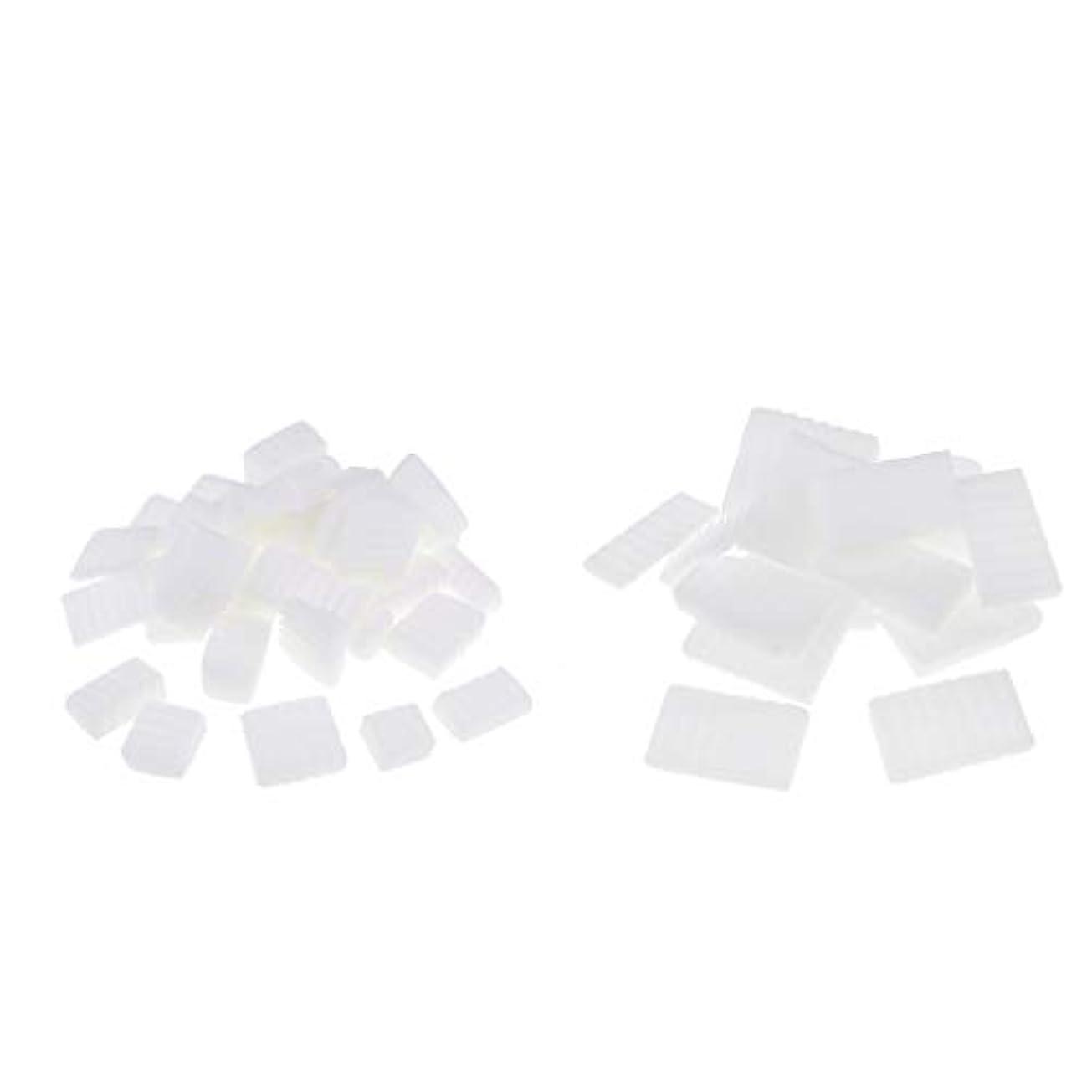 硬い整然とした敏感なFLAMEER 石けん素地 石鹸原料 石鹸キット材料 自由研究 小学生 夏休み 工作 白い 1500g入り
