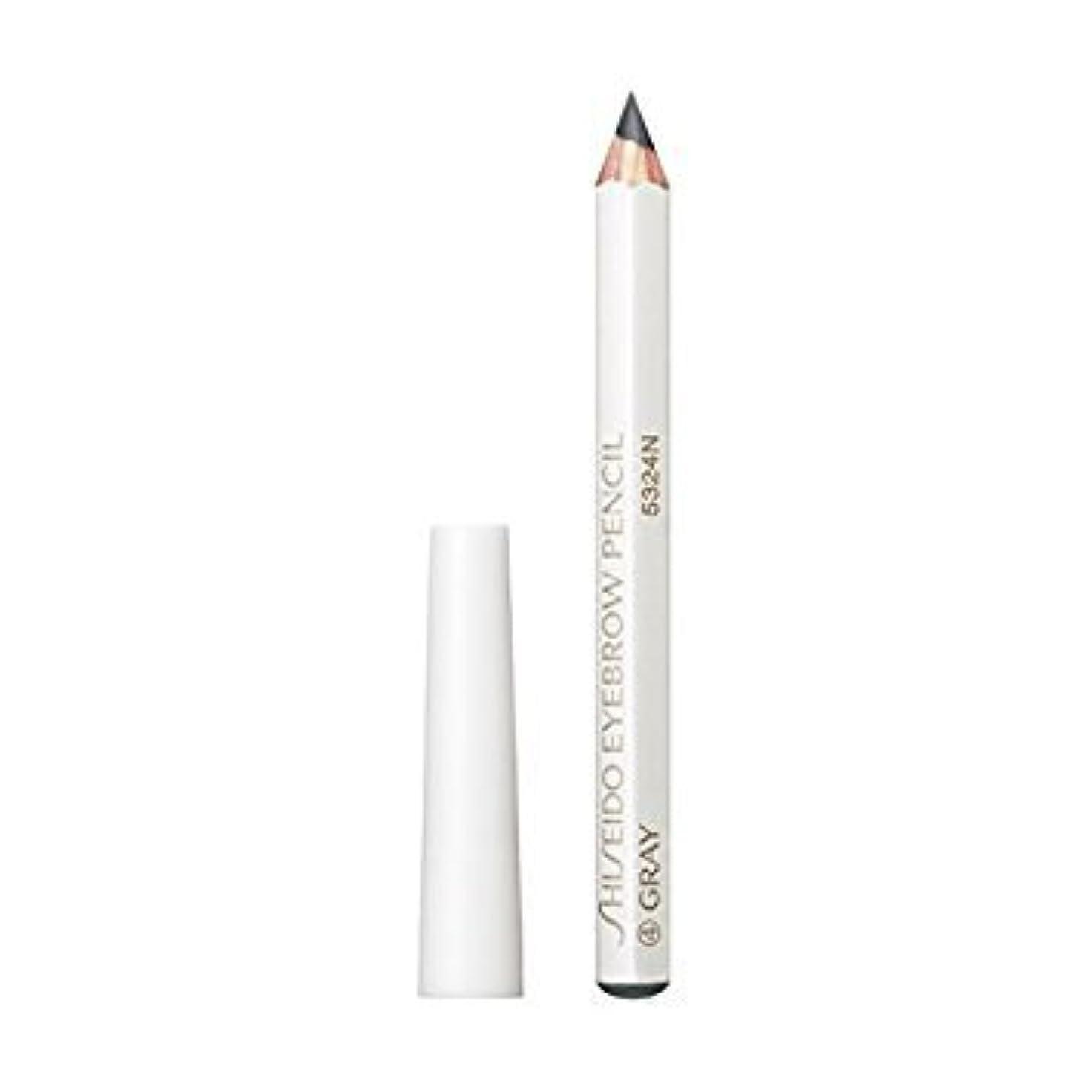 避難簡略化する温度資生堂 眉墨鉛筆 No.4 3本