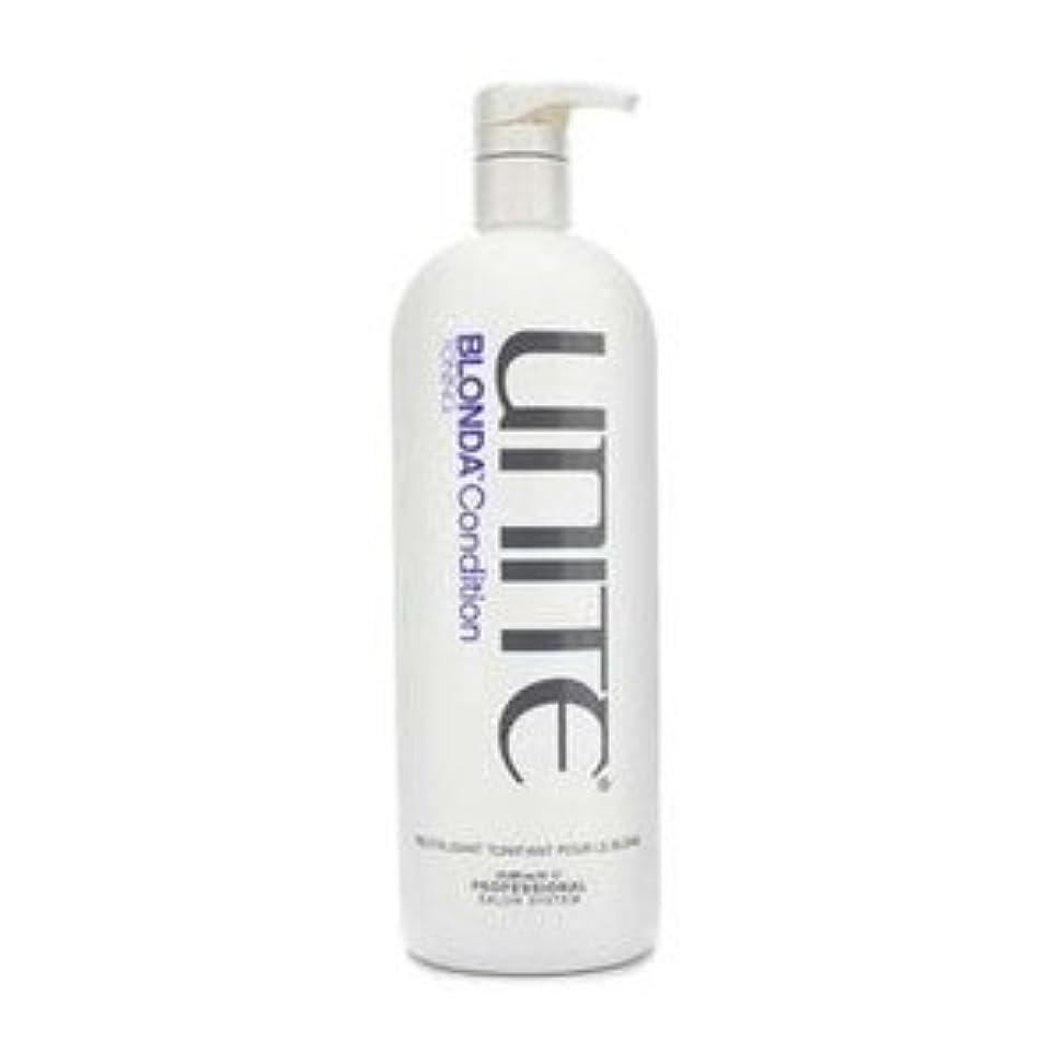 unite(ユナイト) ブロンダ コンディション(サロンサイズ) 1000ml/33.8oz [並行輸入品]