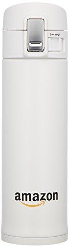 【Amazon.co.jp限定】象印 ( ZOJIRUSHI ) 水筒 直飲み ステンレスマグ480ml ホワイト SM-KT48AZ-WB