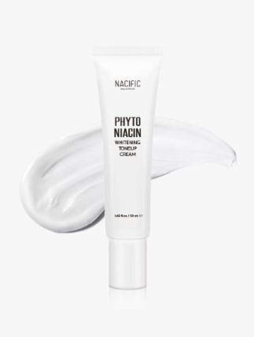 舗装する暴露する肉屋[Nacific] Phyto Niacin Whitening Tone-up Cream 50ml /[ナシフィック] フフィト ナイアシン ホワイトニング トーンアップ クリーム 50ml [並行輸入品]