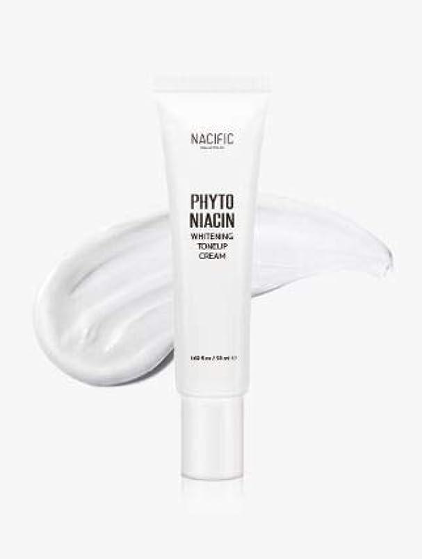 必要とする森エンゲージメント[Nacific] Phyto Niacin Whitening Tone-up Cream 50ml /[ナシフィック] フフィト ナイアシン ホワイトニング トーンアップ クリーム 50ml [並行輸入品]