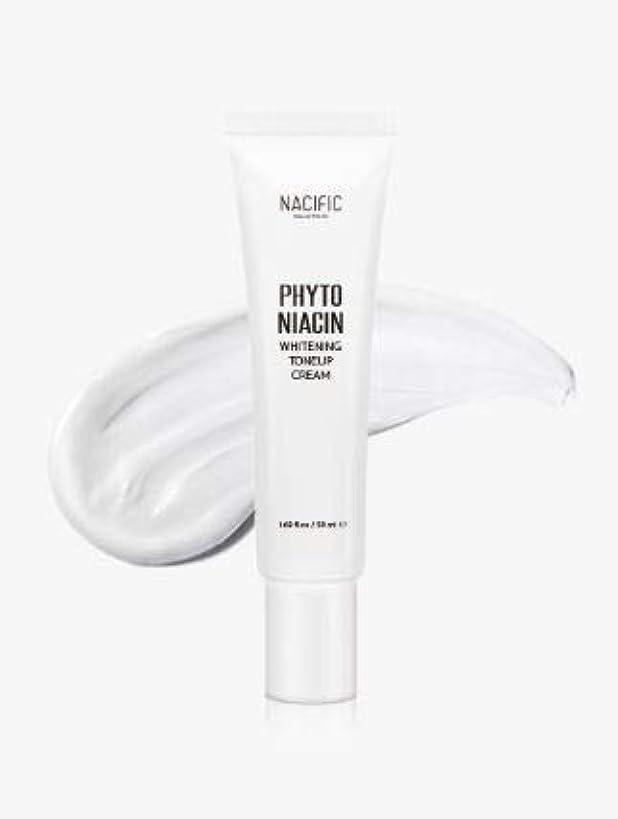 透けるレールスプーン[Nacific] Phyto Niacin Whitening Tone-up Cream 50ml /[ナシフィック] フフィト ナイアシン ホワイトニング トーンアップ クリーム 50ml [並行輸入品]