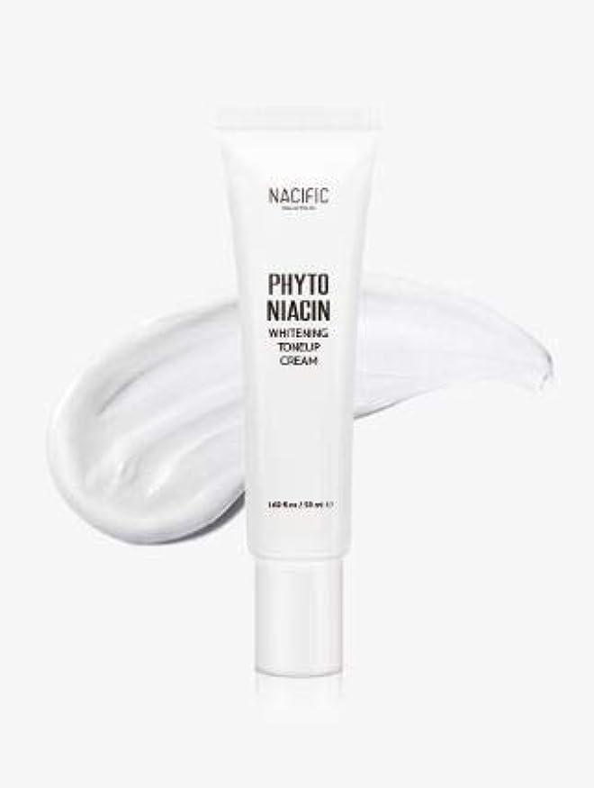 召喚する効率露骨な[Nacific] Phyto Niacin Whitening Tone-up Cream 50ml /[ナシフィック] フフィト ナイアシン ホワイトニング トーンアップ クリーム 50ml [並行輸入品]