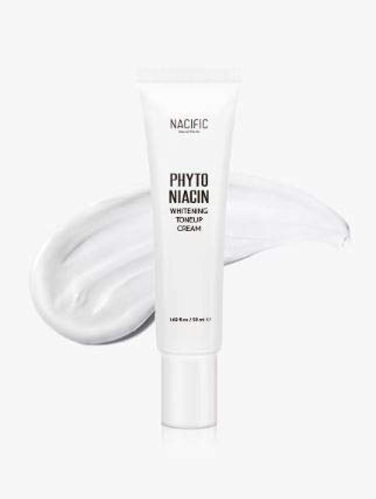 [Nacific] Phyto Niacin Whitening Tone-up Cream 50ml /[ナシフィック] フフィト ナイアシン ホワイトニング トーンアップ クリーム 50ml [並行輸入品]