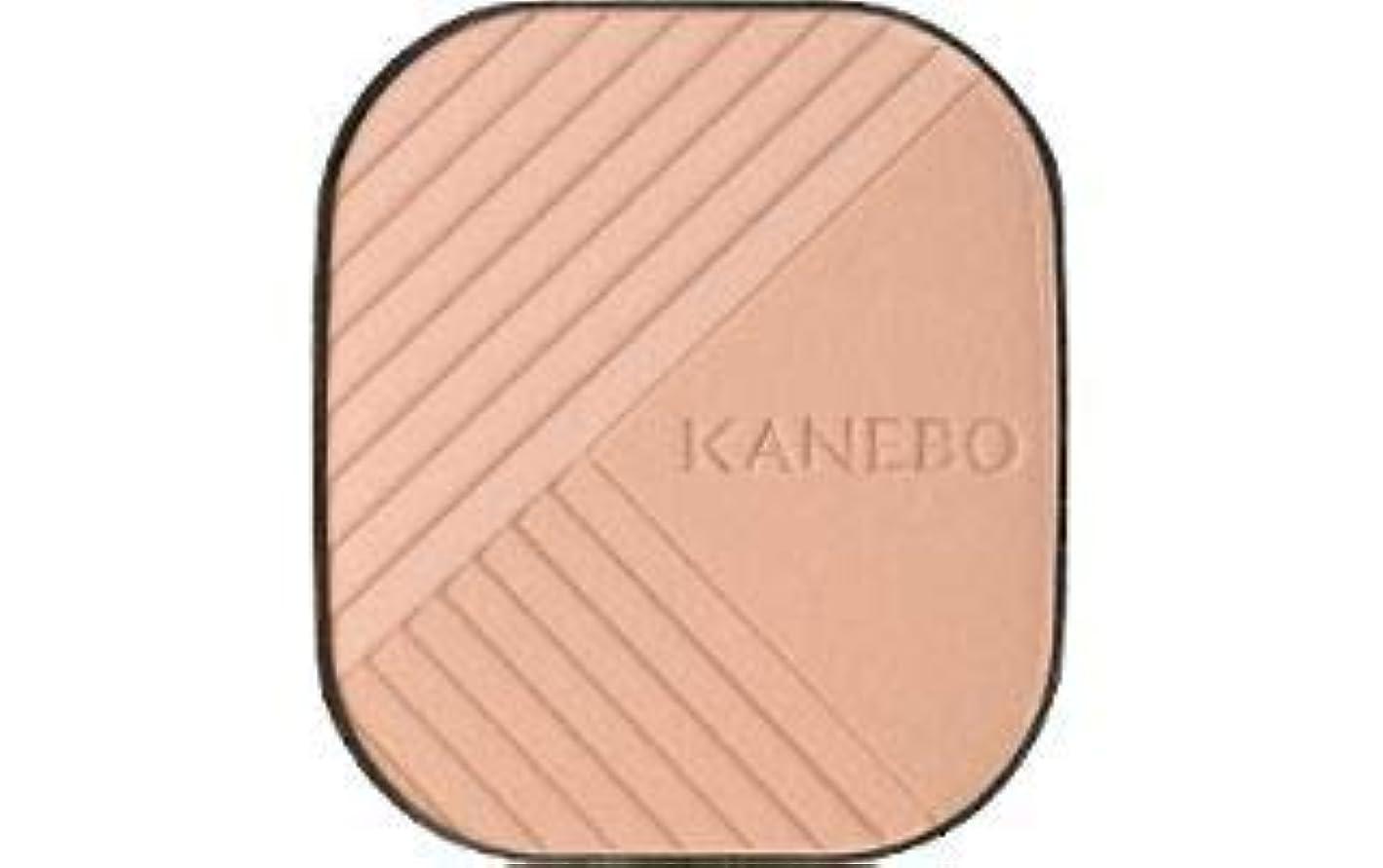民間人過剰パケットKANEBO カネボウ ラスターパウダーファンデーション レフィル ピンクオークルC/PKOC C 9g [並行輸入品]