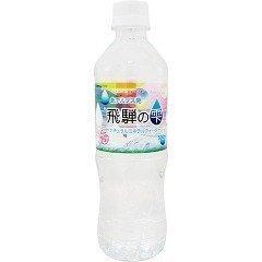 【2CS】500ml48本 天然水ナチュラルミネラルウォーター 飛騨の雫 ペットボトル