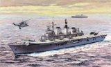 サイバーホビー 1/700 イギリス海軍 航空母艦 インヴィンシブル フォークランド紛争30周年記念 プラモデル