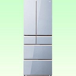 AQUA 6ドア冷蔵庫(495L) AQR-FG50C-S ブルーシルバー