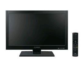 DXアンテナ  22V型 液晶 テレビ  LVW22LE2 デジタルハイビジョン 地上・BS・110度CS ブラック