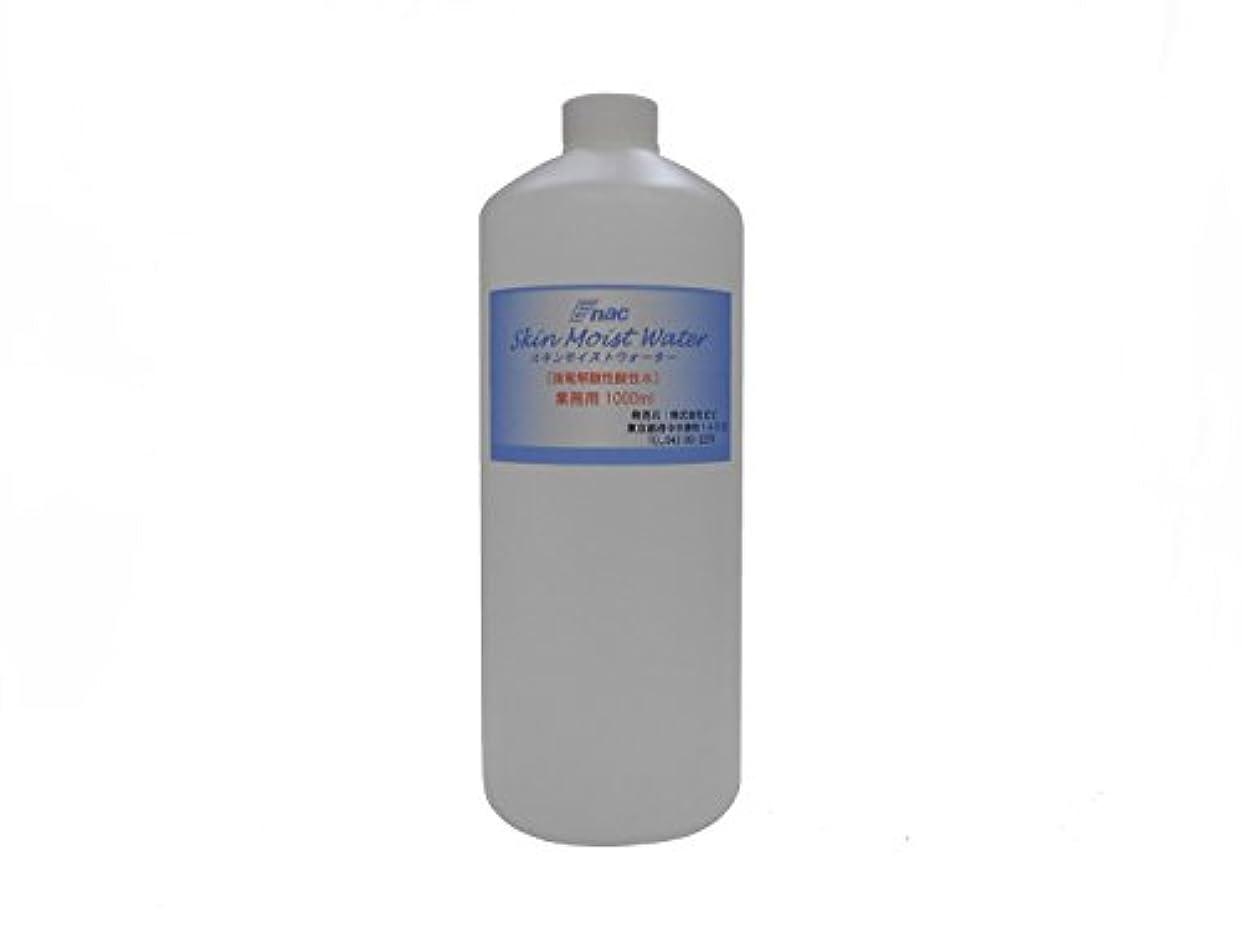 胃選択する南東強電解 酸性水 化粧水 スキンモイスト ウォーター 1L 業務用