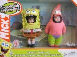 Barbie TOMMY & KELLY as Sponge Bob SquarePants and Patrick Star Dolls (2004)