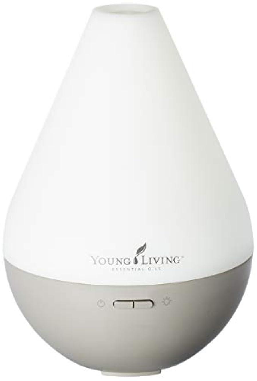 おしゃれなバリア責任Young Living デュードロップデザインティアドロップとヤングリビングエッセンシャルオイルホーム超音波ディフューザー
