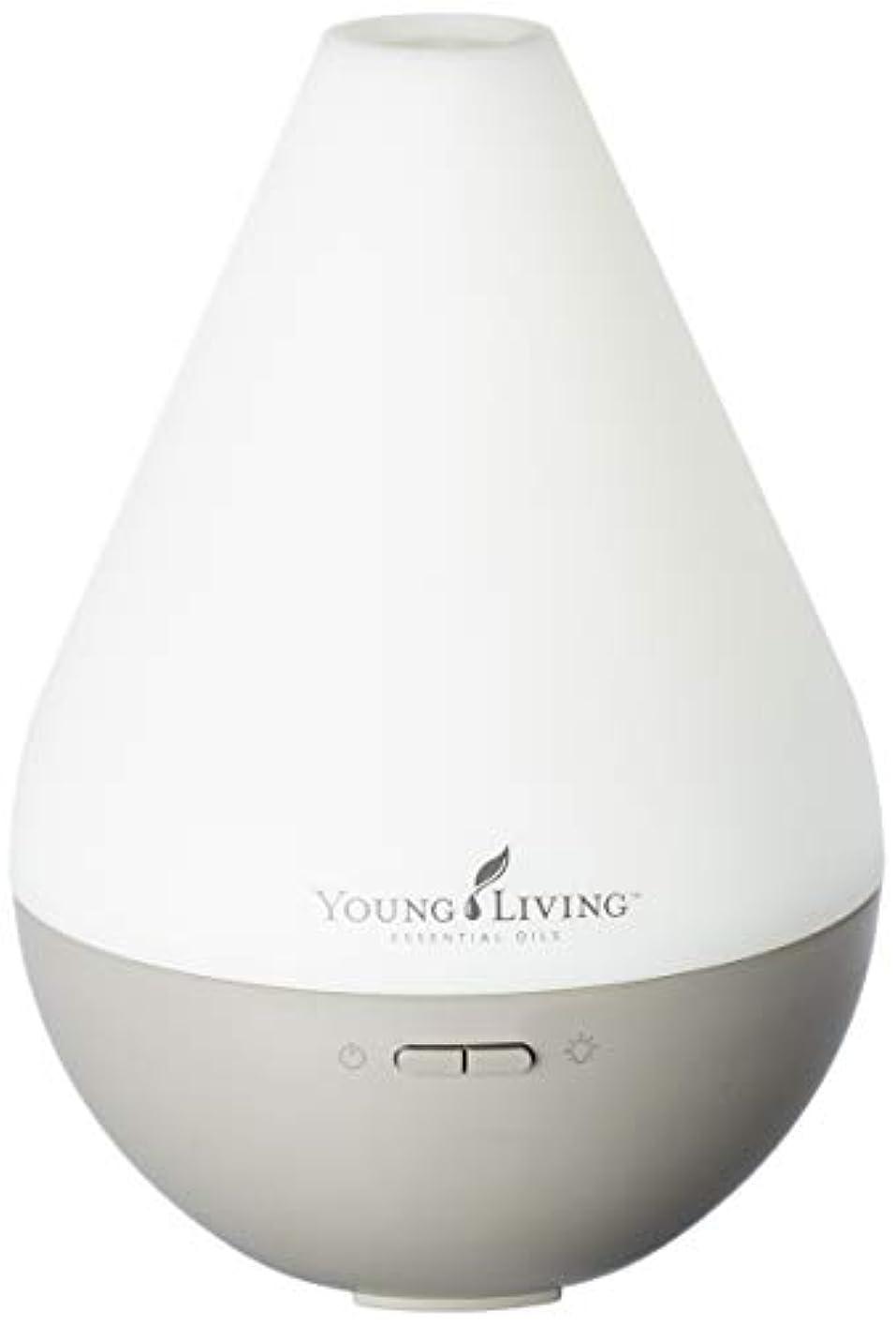 力特派員ベックスYoung Living デュードロップデザインティアドロップとヤングリビングエッセンシャルオイルホーム超音波ディフューザー