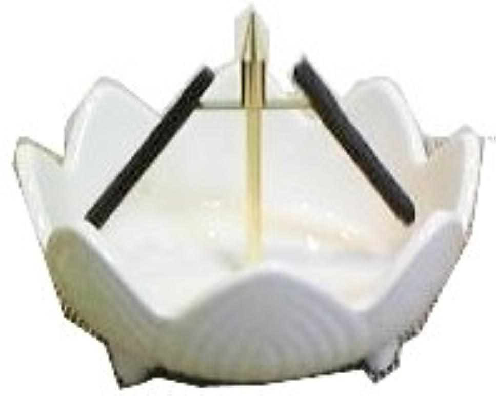 責コアの前で天空高級香蓮 渦巻き線香 うずまき 巻き線香 乗せる台 渦巻き線香台 香炉 安全糸無しタイプ 渦巻き線香皿 #842