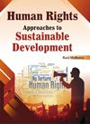 Human Rights Approaches to Sustainable Development [Hardcover] Malhotra, Ravi