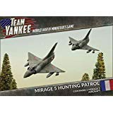 Team Yankee: French: Mirage 5 Hunting Patrol (TFBX09)