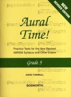 David Turnbull: Aural Time] - Grade 5 (ABRSM Syllabus From 2011)