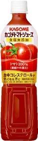 カゴメ トマトジュース 食塩無添加 スマートPET 720ml×15本 (お取り寄せ品) 【機能性表示食品】 4901306024232*15