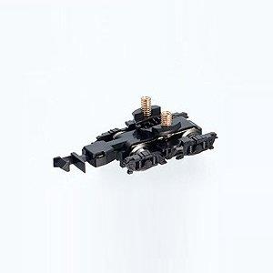 0458 DT48 黒車輪  1個入り