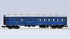TOMIX Nゲージ 8550 オハニ36 (青色)
