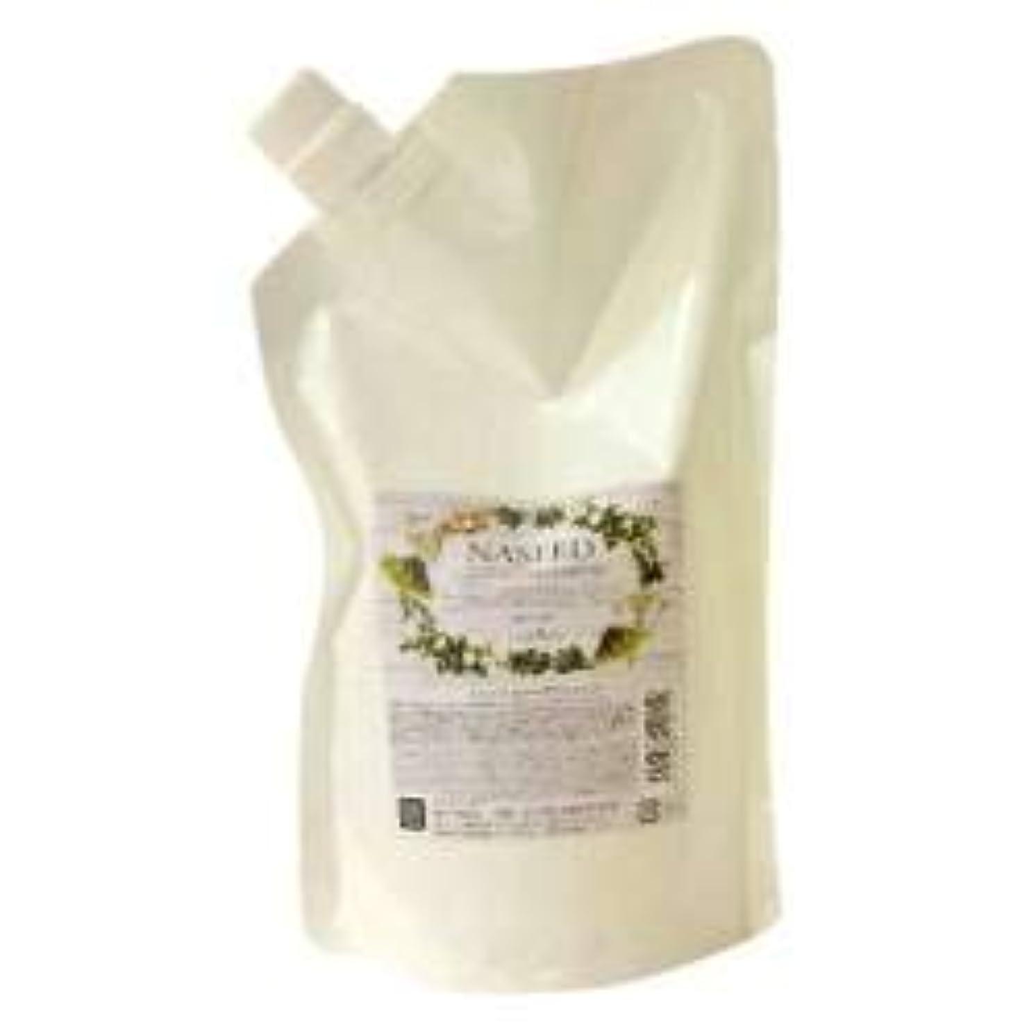 仕事一般的な乳白ナシード カラーケアシャンプー<リフィル>(700ml)
