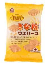 サンコー きな粉ウエハース 30個 ×8セット
