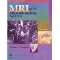 Mri: Musculoskeletal System