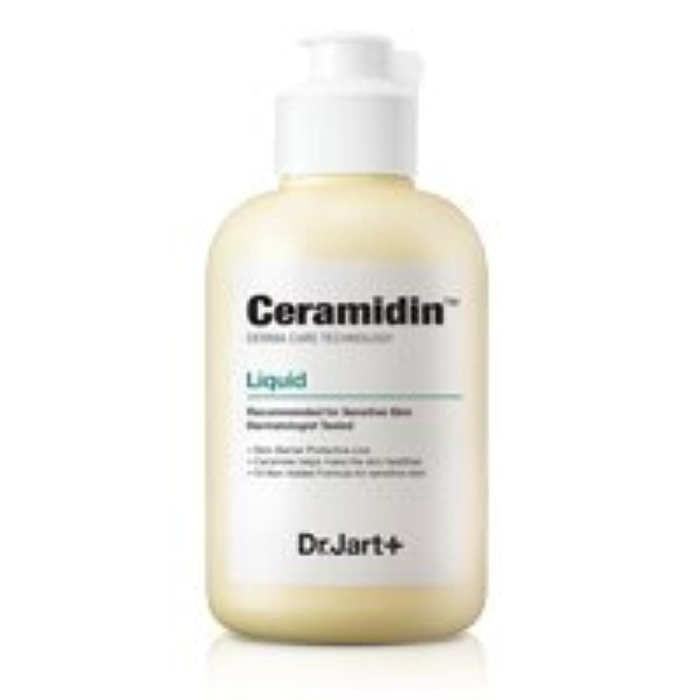 節約司書認証Dr. Jart /ドクタージャルト セラミーディン リキッド トナー(Ceramidin Liquid)[海外直送品]