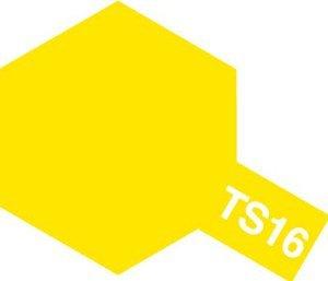 タミヤ スプレー No.16 TS-16 イエロー 85016