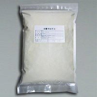 小麦グルテン 4kg (チャック付き袋)
